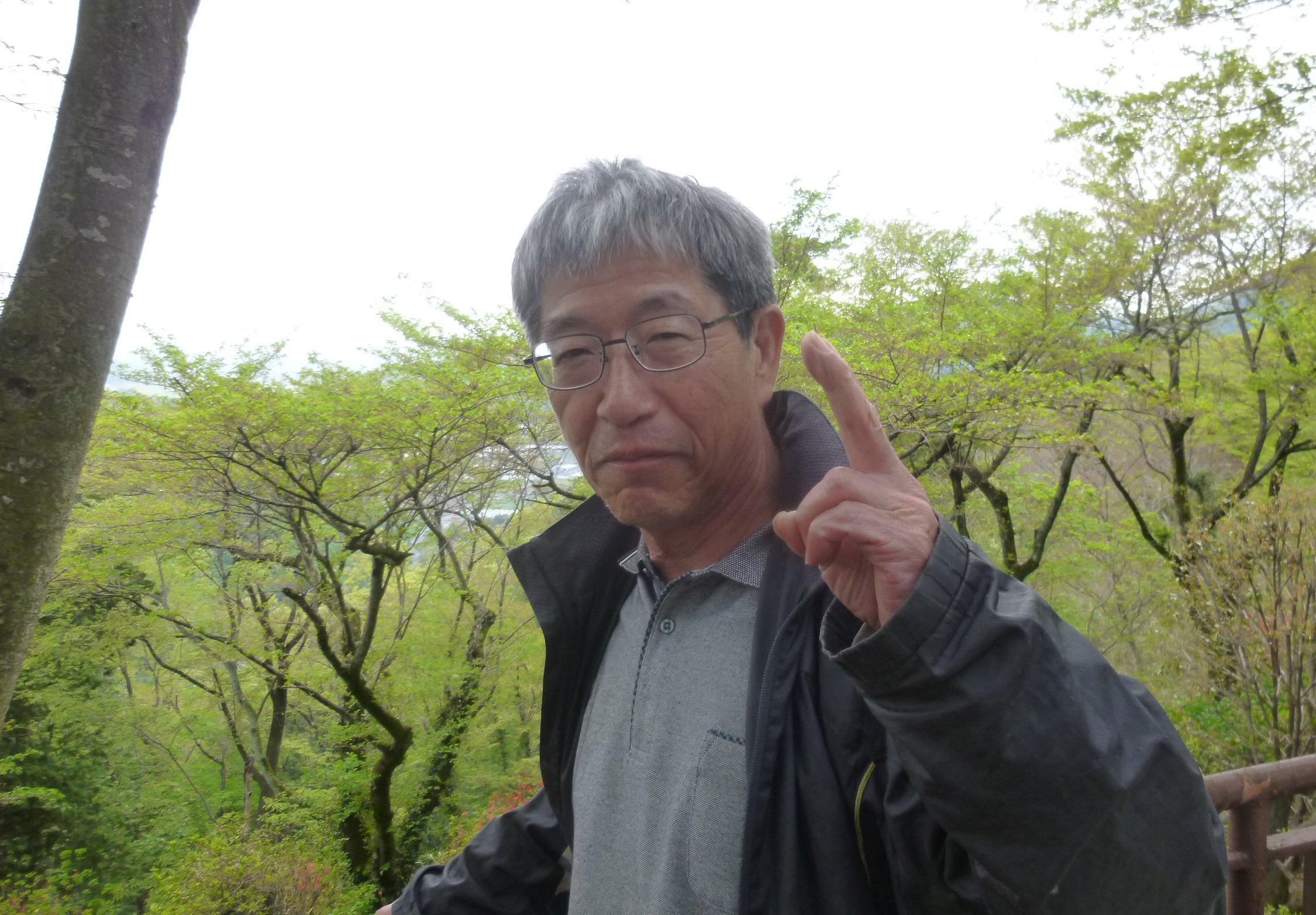 22日 太平山③