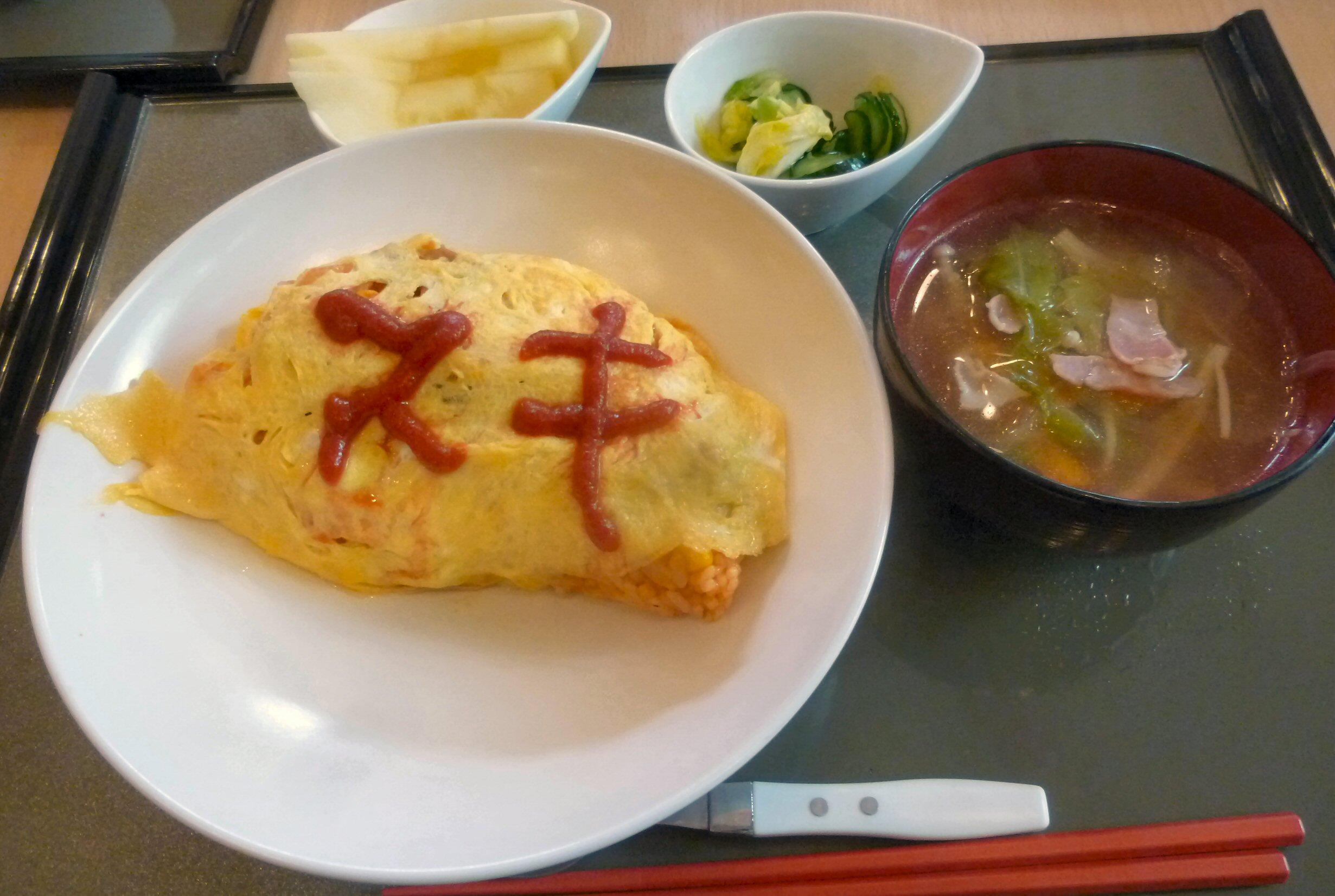 13日 昼食作り②